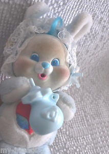 "In my defense, all ""Baby"" stuffed Care Bears came with frilly bonnets"